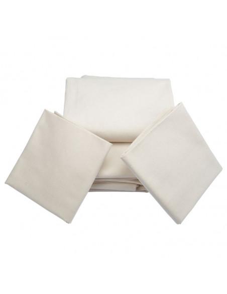 Parure de draps - coton bio - Biotissus