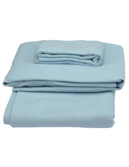 Parure de draps enfants - coton bio - Biotissus