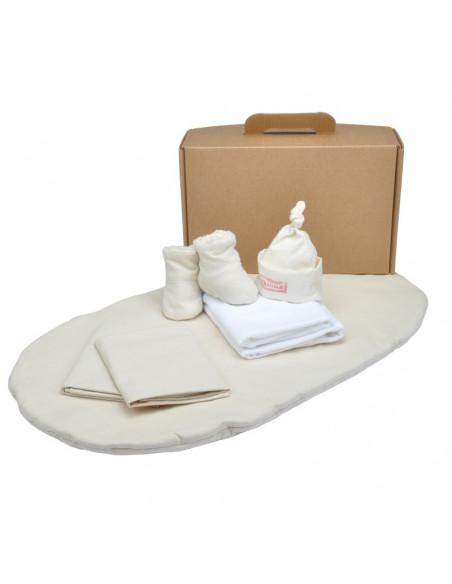 Kit Topponcino - matelas bébé transitionnel - kit naissance Montessori