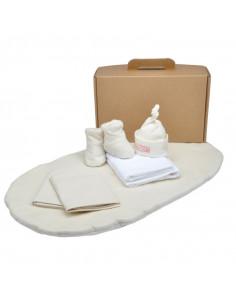 Topponcino - matelas bébé transitionnel - kit naissance Montessori