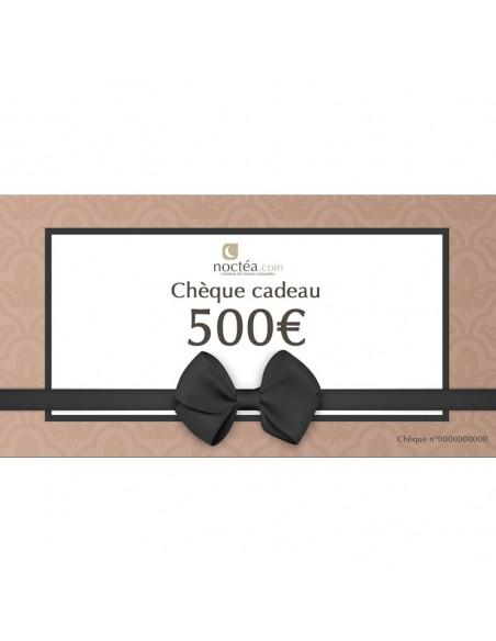Chèque cadeau (3)