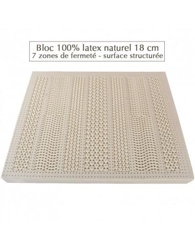matelas vegan latex naturel Louise made in France