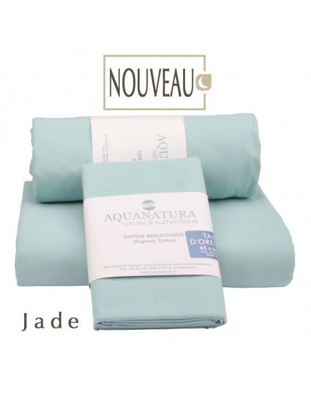 Parure de draps enfant en coton bio Jade