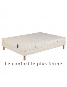 matelas vegan latex naturel Louise made in France