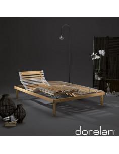 Sommier Dorelan natural 38 relaxation électrique