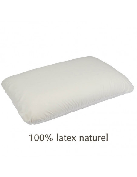 Oreiller Anatole latex naturel