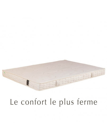 Matelas Jeanne latex naturel