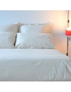 parure de lit en coton bio nature