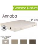 Description du matelas latex Annaba Nature