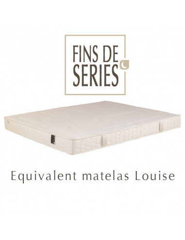 Matelas bio latex naturel Alboran