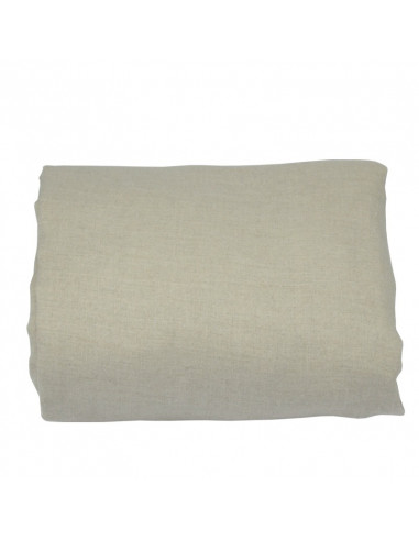 Housse de couette lin bio made in France