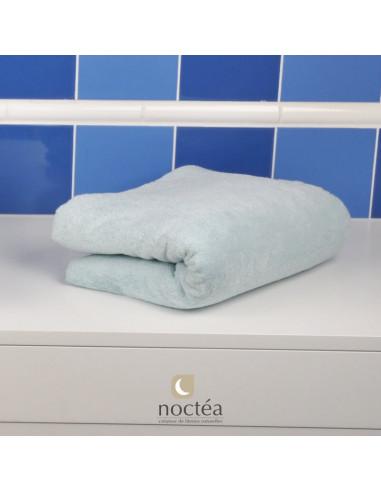 Drap de bain coton bio Noctea
