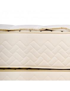 LAINE - Surmatelas en pure laine 350 g/m2
