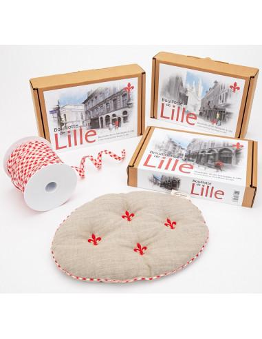 Bouillotte de Lille en lin