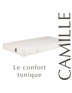 Matelas enfant latex Camille made in France