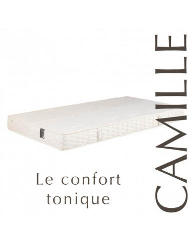 Matelas enfant latex Camille made in France