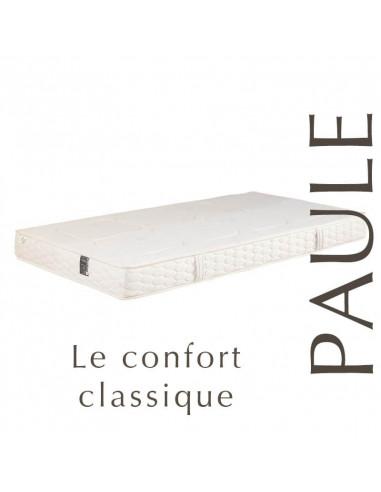 matelas latex naturel Paule made in France