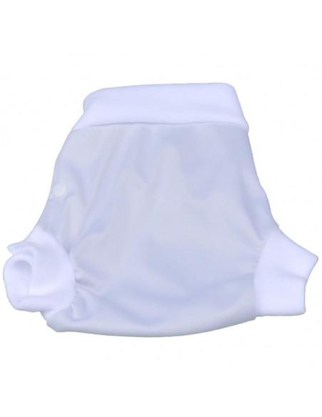Culotte boxer pour couches lavables bébé Lulu Nature