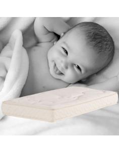 matelas bébé latex naturel Lou