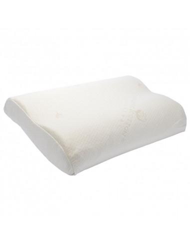 oreiller ergonomique latex déhoussable
