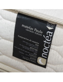 Matelas vegan bio latex naturel Paule nature