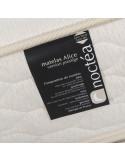matelas latex naturel Alice made in France