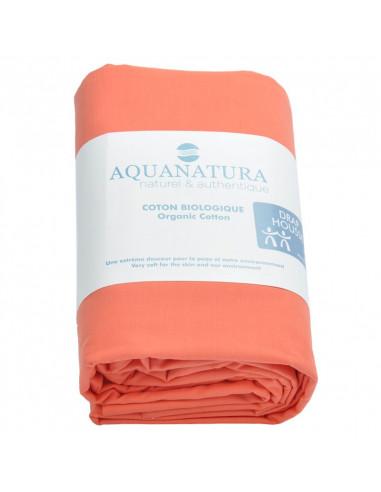 drap housse coton bio Aquanatura made in France