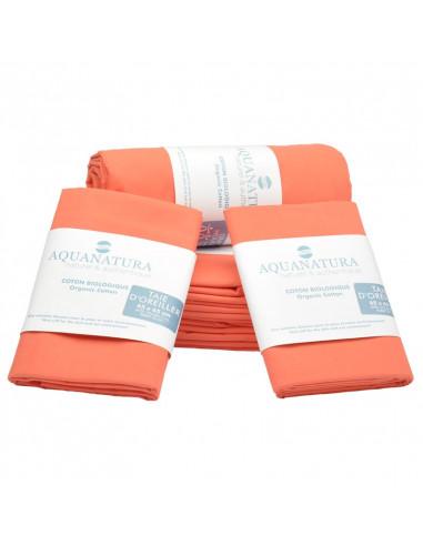 Parure de draps en coton bio Aquanatura