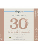 Couette plumes Lestra Softyne 30% duvet