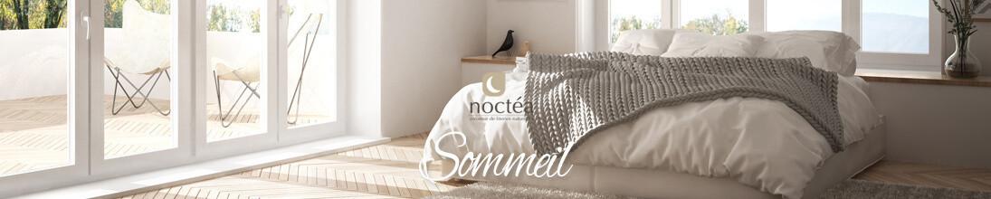 Le guide Noctea de l'ensemble de matelas et sommiers bio