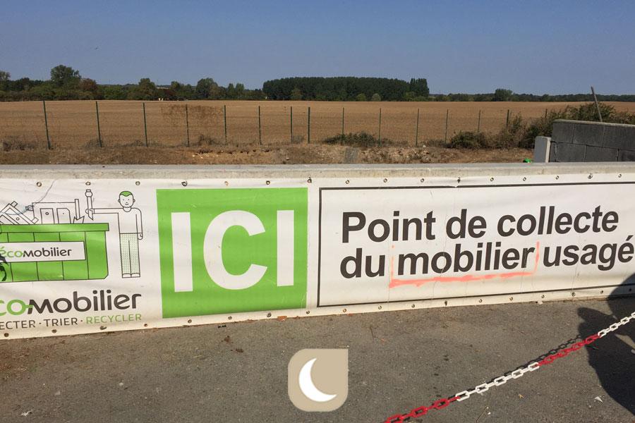 benne écomobilier à Châteauroux Déols