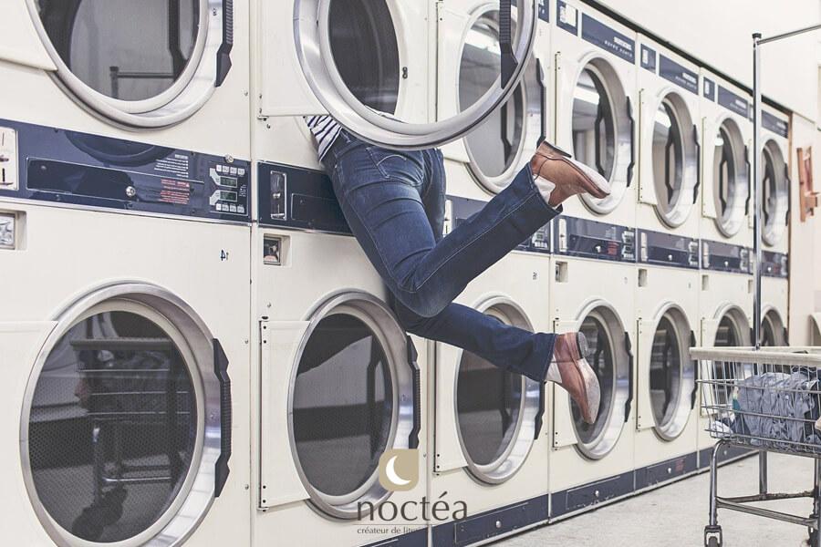 Laver les draps à 60 dégrés