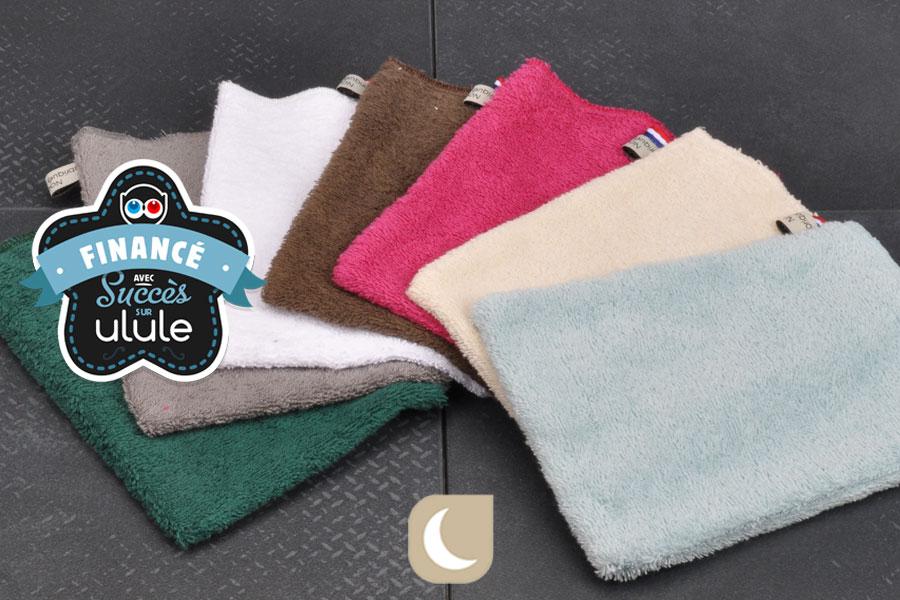 serviettes en coton bio