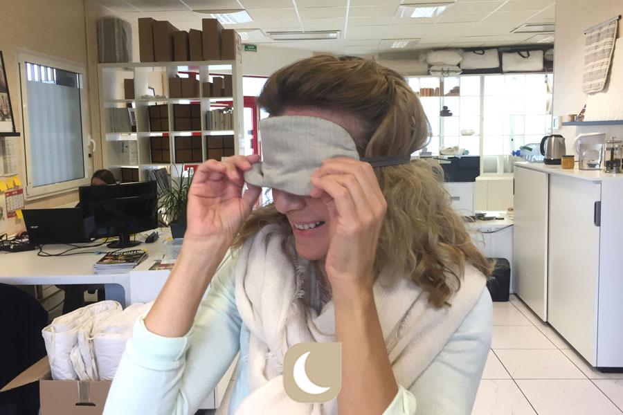 avis client masque de sieste naturel